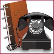 ספרי טלפונים
