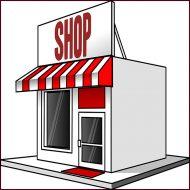 ציוד לחנויות
