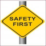 שלטי בטיחות ואזהרה