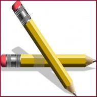 עפרונות ועופרות