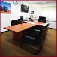 עיצוב חדר מנהלים